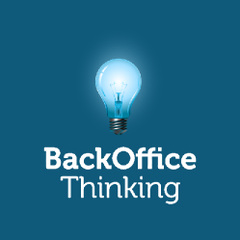 Back Office Thinking